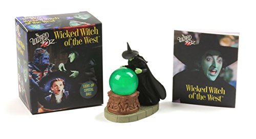 9780762450824: Wizard of Oz: the Wicked Witch of the West Light-Up Crystal (Running Press Mini Kits)