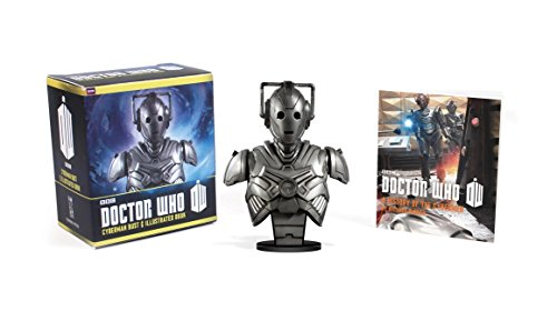 9780762450862: Doctor Who: Cyberman Bust and Illustrated Book