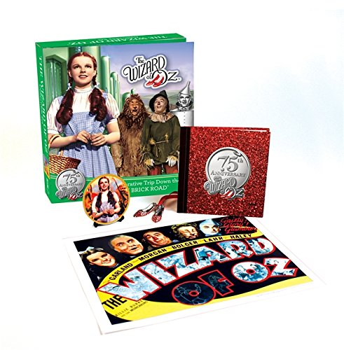 9780762451159: The Wizard of Oz Collectible Set: A Commemorative Trip Down the Yellow Brick Road [With Commemorative Plate with Easel, Pendant and Postcard] (Running Press Mini Kits)