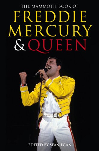 9780762452194: The Mammoth Book of Freddie Mercury and Queen
