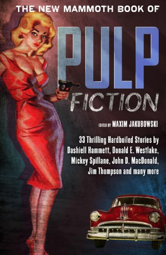 9780762452217: The New Mammoth Book of Pulp Fiction