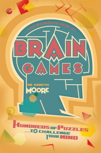 9780762452262: The Mammoth Book of Brain Games