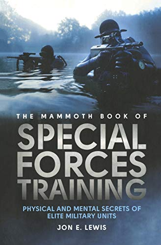 The Mammoth Book of Special Forces Training (Paperback)
