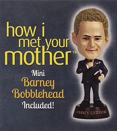 9780762452590: How I Met Your Mother: Mini Barney Bobblehead Included!