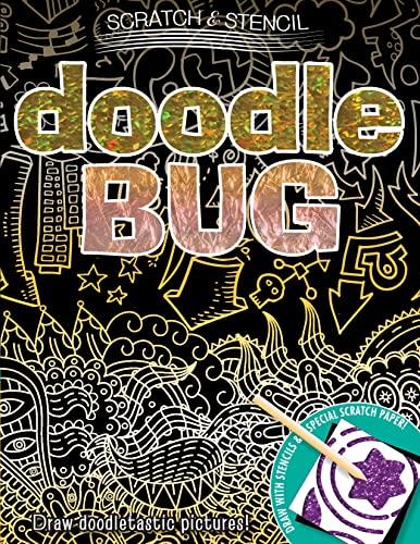 9780762452750: Scratch & Stencil: Doodle Bug