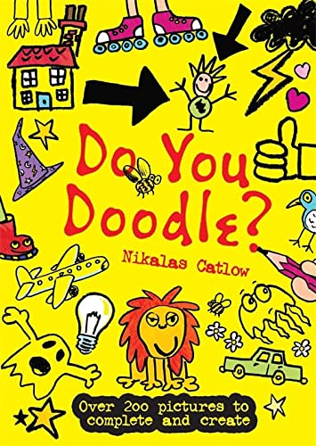 9780762452873: Do You Doodle?: Over 200 Pictures to Complete and Create