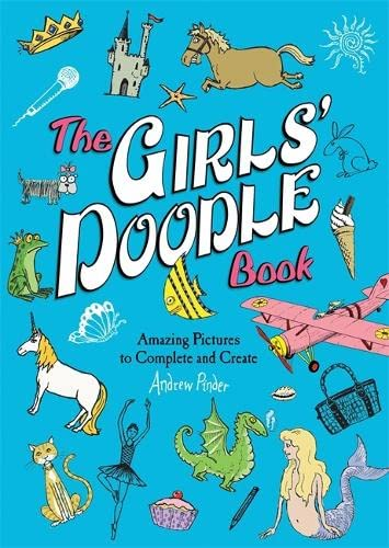 9780762452903: The Girls' Doodle Book