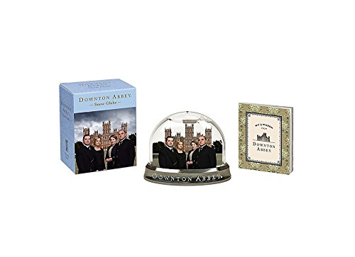 9780762453481: Downton Abbey Snow Globe (Deluxe Mega Kit)
