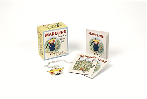 9780762454006: Madeline: Pendant and Sticker Set [With Sticker(s) and Pendant and 2 Magnets]