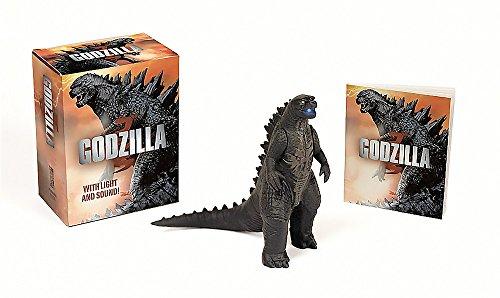9780762454068: Godzilla: With Light and Sound! (Miniature Editions)