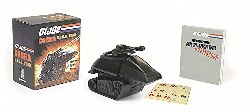 9780762454525: G.I. Joe - Cobra H.I.S.S. Tank: Includes Light & Sound! Megakit