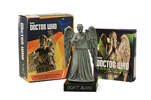 9780762454617: Doctor Who Illustrated Book and Light-up Weeping Angel