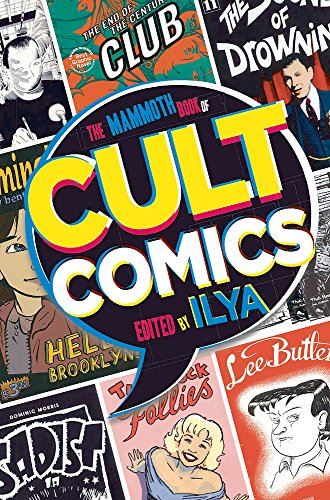 9780762454686: The Mammoth Book of Cult Comics