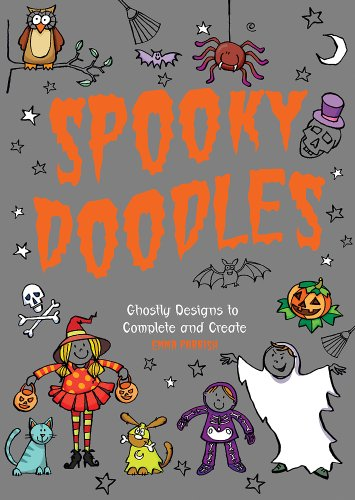 9780762454815: Spooky Doodles: Ghostly Designs to Complete and Create
