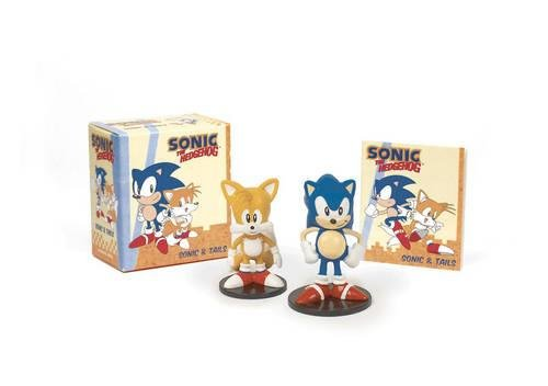 9780762454983: Sonic the Hedgehog: Sonic and Tails (Running Press Mini Kit)