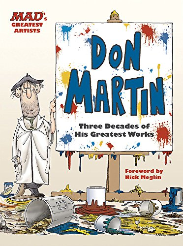 9780762455188: Mad's Greatest Artists: Don Martin: Three Decades of His Greatest Works