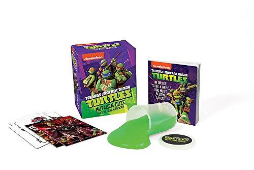 9780762455928: Teenage Mutant Ninja Turtles: Mutagen Ooze and Illustrated Book