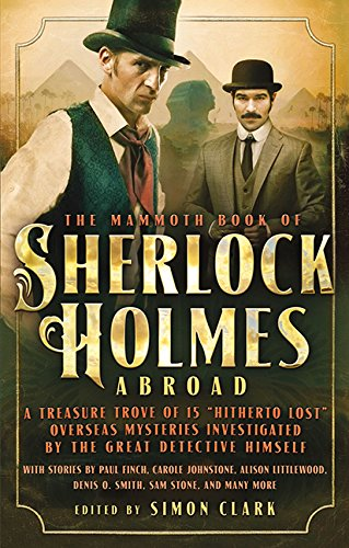 9780762456178: The Mammoth Book of Sherlock Holmes Abroad
