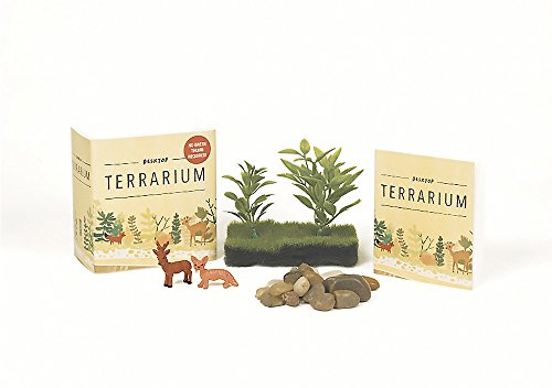 9780762456413: Desktop Terrarium: No Green Thumb Required! (Miniature Editions)