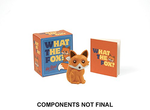9780762457236: What the Fox? (Miniature Editions)