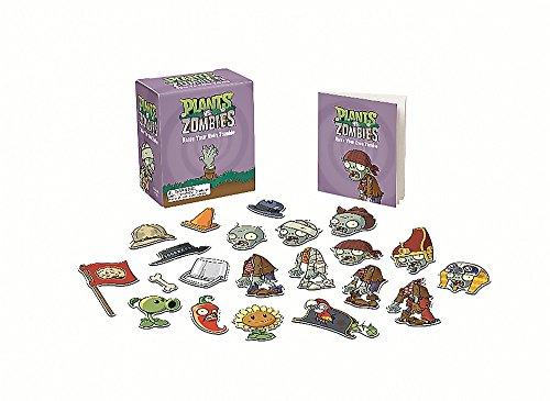 9780762457335: Plants Vs. Zombies: Raise Your Own Zombie - a Magnetic Kit