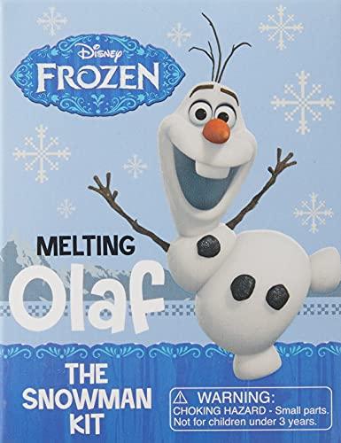 Frozen: Melting Olaf the Snowman Kit (Paperback)