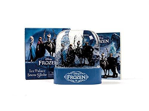 9780762457410: Frozen: Ice Palace Snow Globe (Miniature Editions)