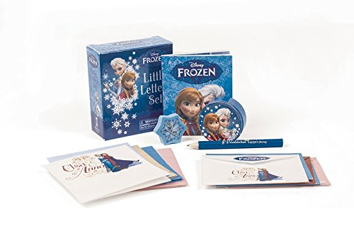 9780762457427: Frozen: Little Letters Set (Miniature Editions)
