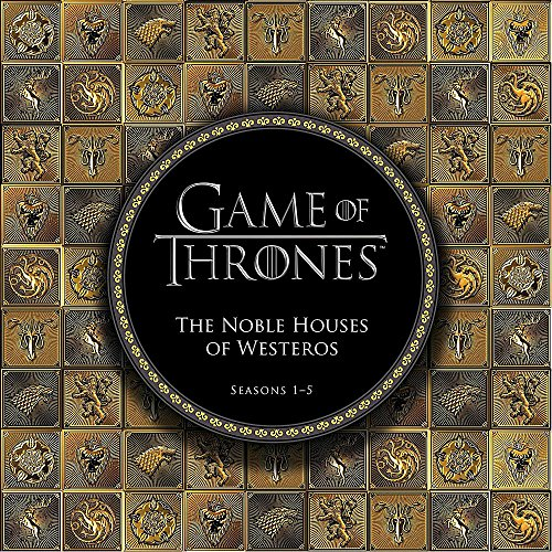 9780762457977: Game of Thrones: The Noble Houses of Westeros: Seasons 1-5