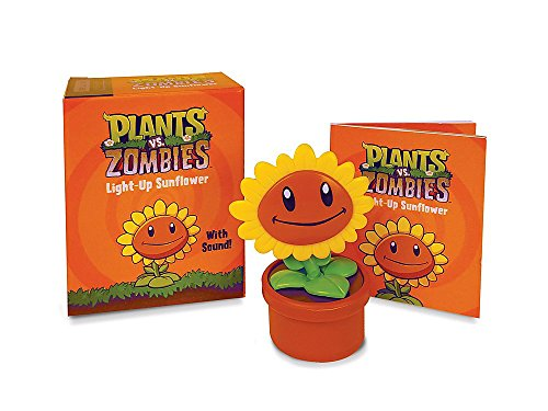 9780762458233: Plants vs. Zombies: Light-Up Sunflower: With Sound!
