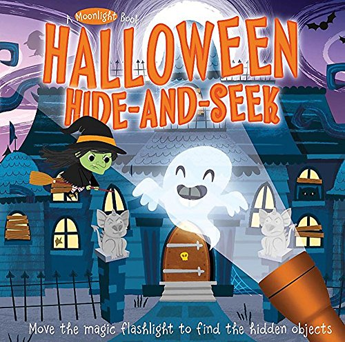 9780762458462: A Moonlight Book: Halloween Hide-And-Seek
