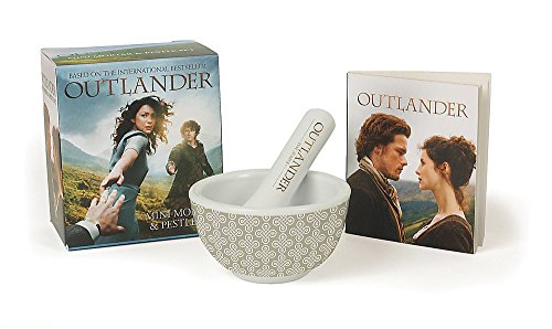 9780762458745: Outlander: Mini Mortar & Pestle Set (Miniature Editions)