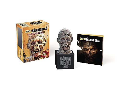 9780762459148: Walking Dead. Mini Groaning Walker Head (Running Press Mini Kit & Book)