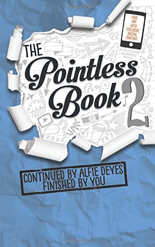 9780762459209: Pointless Book 2: Continued by Alfie Deyes Finished by You