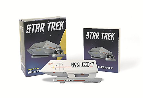 9780762459346: Star Trek: Light-Up Shuttlecraft (Miniature Editions)