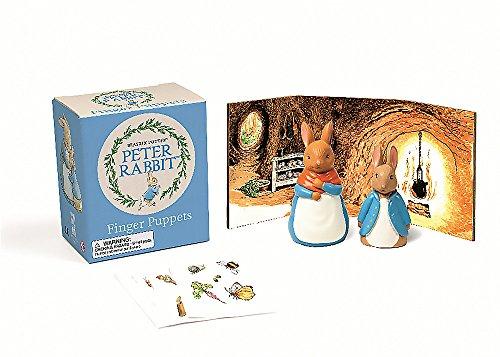 Peter Rabbit Finger Puppets: Running Press