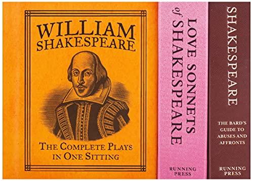 9780762459438: Shakespeare Box Set (Miniature Editions)