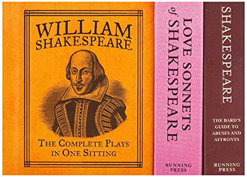 Shakespeare Box Set (Hardback)