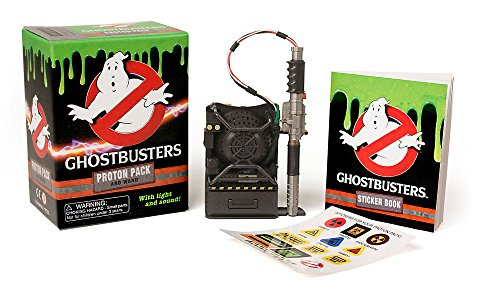 9780762460069: Ghostbusters: Proton Pack and Wand (Miniature Editions)