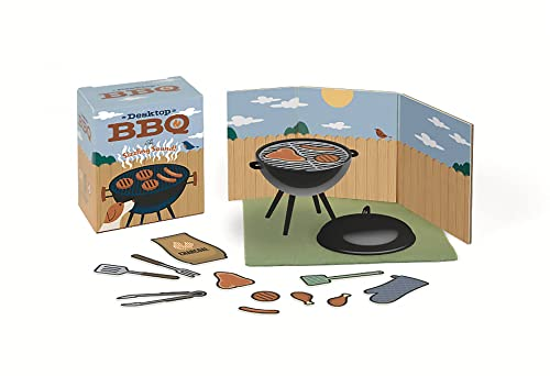 9780762460090: Desktop BBQ: With sizzling sound! (Miniature Editions)