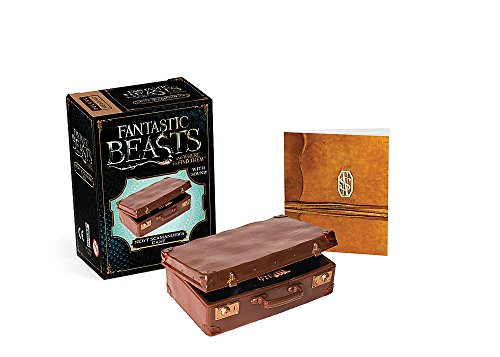 9780762460724: Fantastic Beasts. Newt Scamander's Suitcase: With Sound
