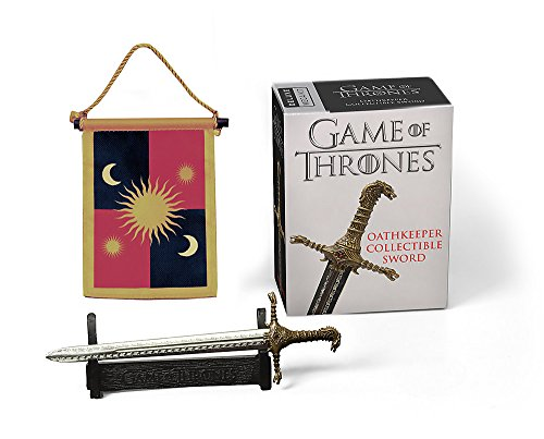9780762460755: Game of Thrones: Oathkeeper