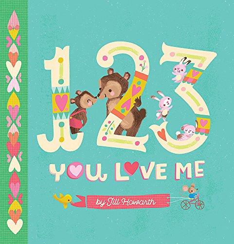 1-2-3, You Love Me: Jill Howarth