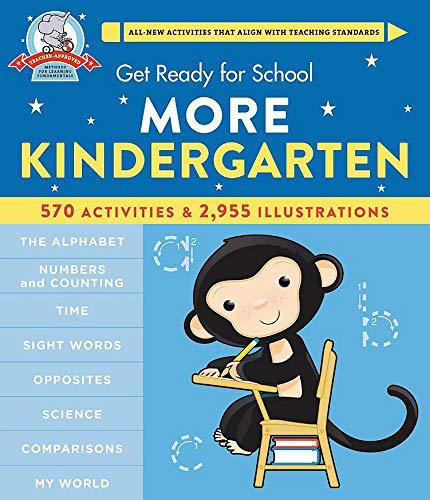9780762467297: Get Ready for School: More Kindergarten