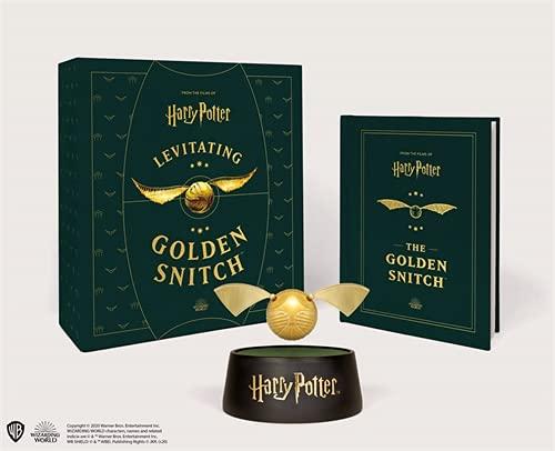 9780762471850: Harry Potter Levitating Golden Snitch