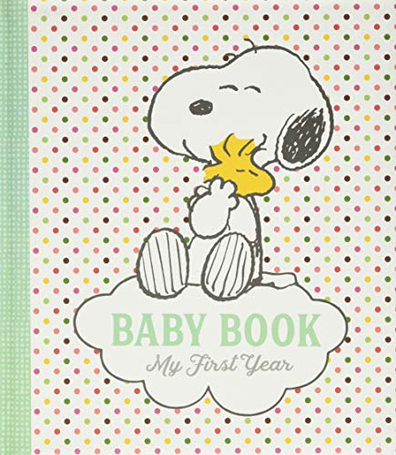 Peanuts Baby Book: My First Year: Charles M. Schulz