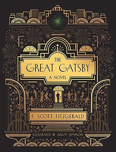 9780762498130: The Great Gatsby: A Novel: Illustrated Edition