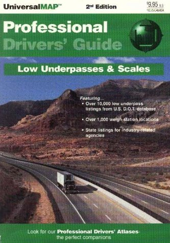 9780762505852: 1998 Professional Drivers Low Underpass Guide