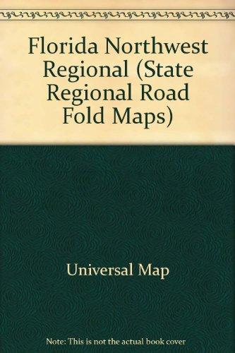 Florida Northwest Regional (State Regional Road Fold: Universal Map