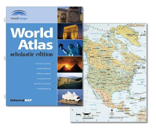 9780762557707: World Scholastec Atlas